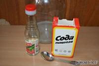 Сода и уксусная кислота