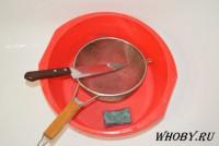 Чистая посуда и инструмент