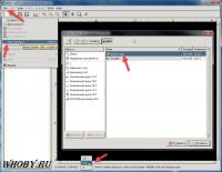 Окно программы gerbv | Импортируем гербер