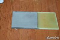 Химический никель на текстолите