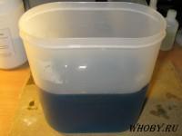 Все перемешиваем и доводим объем раствора водой до 1 литра.