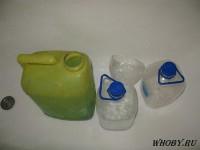 Переливаем воду в емкость | Электролит меднения