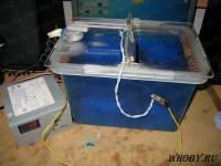 Приработка электролита гальваники | Электролит меднения