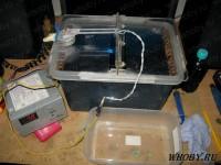 Основная приработка электролита | Электролит меднения