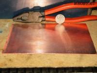Текстолит на отблеск | Электролит меднения