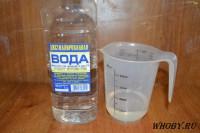 Вода | Раствор для удаления олова
