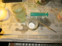 Отделяем хлорид серебра от раствора