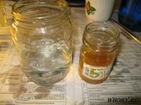 Смешивание осадка с дистиллированной водой