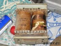 Тонкий провод от маломощного трансформатора