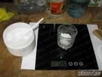 Взвешиваем хлорид олова | Химическая металлизация
