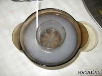 Прозрачный раствор хлорида олова