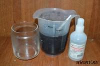 Добавляем соляную кислоту в травильный раствор